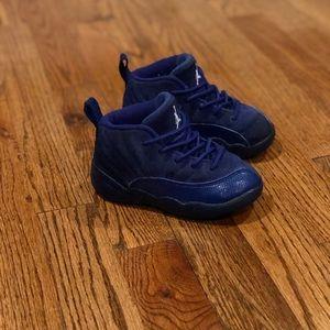 "Toddler Jordan 12 ""Deep Royal Blue"""